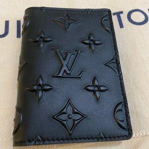 Authentic Louis Vuitton Pocker Organizer Slender